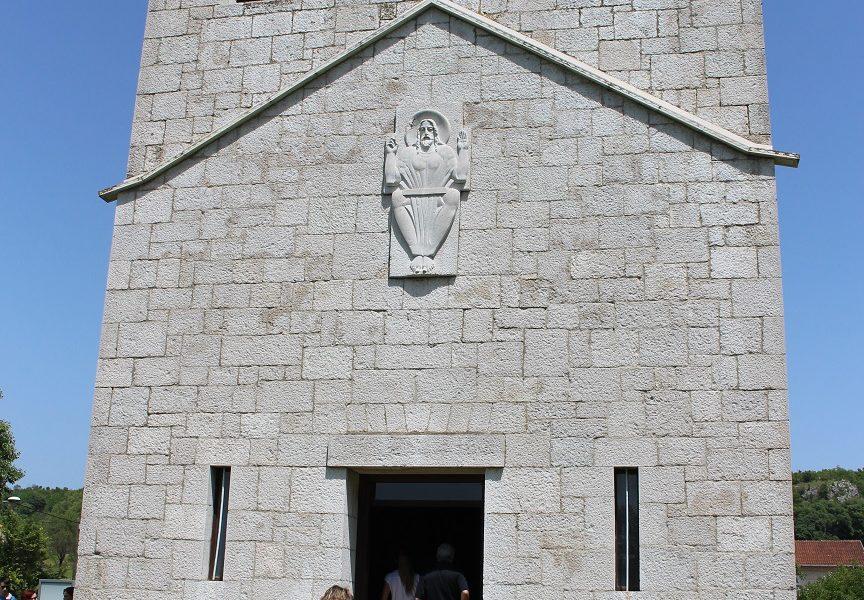 Crkvica božja nalazilište