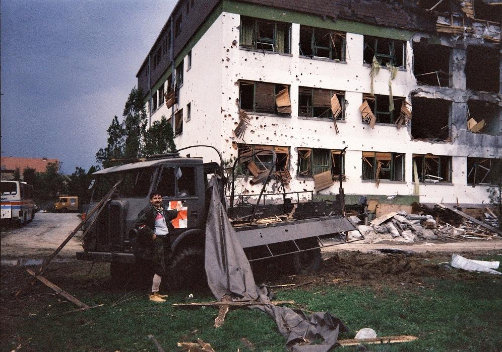 Da Se Ne Zaboravi Početak Bitke Za Vukovar 25 Kolovoza